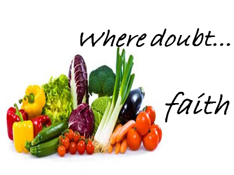 sow faith