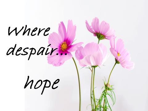 sow hope