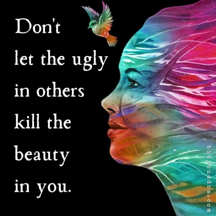 beauty and ugly
